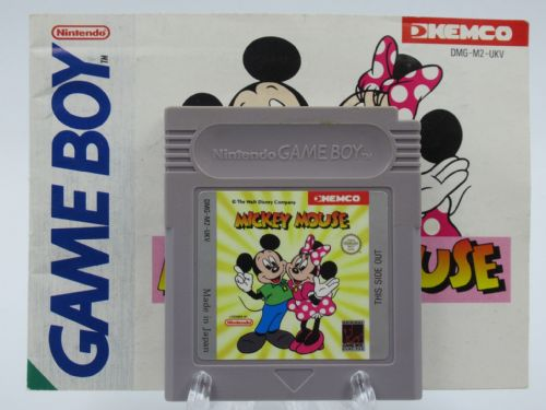 Micky Mouse (Gameboy)